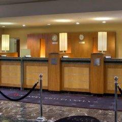 Отель New York Marriott Marquis США, Нью-Йорк - 8 отзывов об отеле, цены и фото номеров - забронировать отель New York Marriott Marquis онлайн фитнесс-зал фото 4