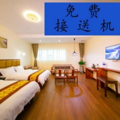 Отель Yuehang Hotel Китай, Чжухай - отзывы, цены и фото номеров - забронировать отель Yuehang Hotel онлайн комната для гостей фото 5