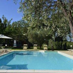 Отель Fattoria San Lorenzo бассейн