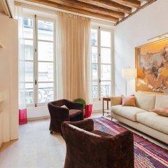 Отель Bourbon Paris Apartment Франция, Париж - отзывы, цены и фото номеров - забронировать отель Bourbon Paris Apartment онлайн комната для гостей фото 3