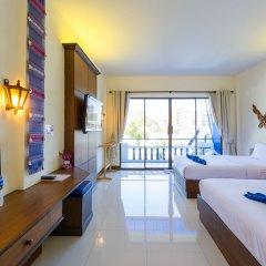 Отель JR Siam Kata Resort комната для гостей фото 2