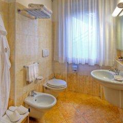 Отель Recina Hotel Италия, Монтекассино - отзывы, цены и фото номеров - забронировать отель Recina Hotel онлайн ванная фото 2