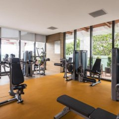 Отель Citadines Bayfront Nha Trang фитнесс-зал фото 4
