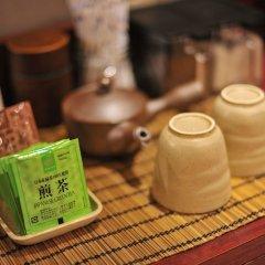 Отель Khaosan Tokyo Samurai Япония, Токио - отзывы, цены и фото номеров - забронировать отель Khaosan Tokyo Samurai онлайн питание фото 2