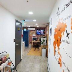 Отель 24 Guesthouse Daehakro Южная Корея, Сеул - отзывы, цены и фото номеров - забронировать отель 24 Guesthouse Daehakro онлайн комната для гостей фото 2