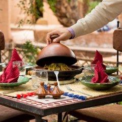 Отель Ecolodge - La Palmeraie Марокко, Уарзазат - отзывы, цены и фото номеров - забронировать отель Ecolodge - La Palmeraie онлайн питание фото 3