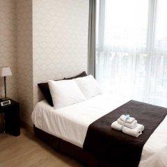 Отель The River Serviced Residence Seoul Южная Корея, Сеул - отзывы, цены и фото номеров - забронировать отель The River Serviced Residence Seoul онлайн комната для гостей фото 3