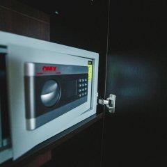 Гостиница Кавказская Пленница сейф в номере