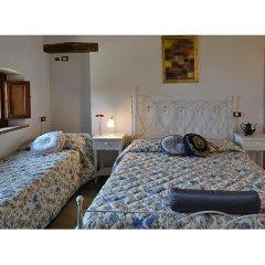 Отель Antico Casale Италия, Сан-Джиминьяно - отзывы, цены и фото номеров - забронировать отель Antico Casale онлайн комната для гостей фото 2