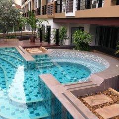 Отель August Suites Pattaya Паттайя бассейн фото 8