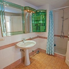 Отель Sea View 4 Bedrooms Hill Villa-Hill H 86 ванная фото 2