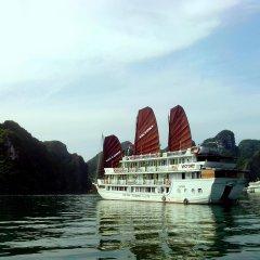Отель Halong Victory Cruise пляж