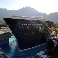 Transatlantik Hotel & Spa Кемер бассейн фото 2