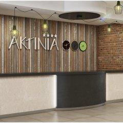 Hotel Aktinia Солнечный берег интерьер отеля фото 3