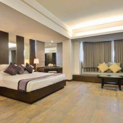 Отель The Grand Sathorn Таиланд, Бангкок - отзывы, цены и фото номеров - забронировать отель The Grand Sathorn онлайн комната для гостей фото 5