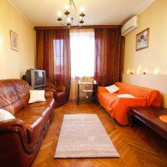 Апартаменты Kvartira Na Baltijskoy 2-Bedroom Apartments Москва комната для гостей