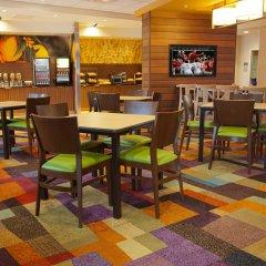 Отель Fairfield Inn & Suites by Marriott Columbus Airport США, Колумбус - отзывы, цены и фото номеров - забронировать отель Fairfield Inn & Suites by Marriott Columbus Airport онлайн питание
