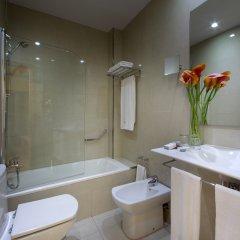 Отель Eurostars Regina Испания, Севилья - 1 отзыв об отеле, цены и фото номеров - забронировать отель Eurostars Regina онлайн ванная