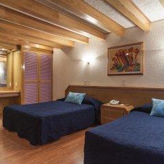 Отель Casa Blanca Мексика, Мехико - отзывы, цены и фото номеров - забронировать отель Casa Blanca онлайн комната для гостей фото 5