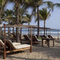 Отель Las Palmas Beachfront Villas Мексика, Коакоюл - отзывы, цены и фото номеров - забронировать отель Las Palmas Beachfront Villas онлайн пляж