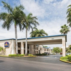 Отель Best Western Fort Lauderdale Airport/Cruise Port США, Форт-Лодердейл - отзывы, цены и фото номеров - забронировать отель Best Western Fort Lauderdale Airport/Cruise Port онлайн парковка