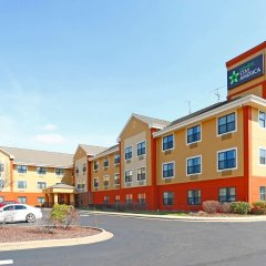 Отель Extended Stay America Pittsburgh - Monroeville парковка