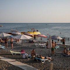 Гостиница Хостел Сочи в Сочи 1 отзыв об отеле, цены и фото номеров - забронировать гостиницу Хостел Сочи онлайн пляж фото 2