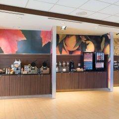 Отель Fairfield Inn & Suites by Marriott Columbus Dublin питание