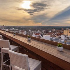 Отель Apartosuites Jardines de Sabatini балкон