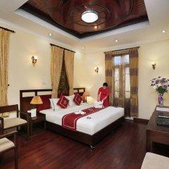Отель Hanoi Posh Hotel Вьетнам, Ханой - отзывы, цены и фото номеров - забронировать отель Hanoi Posh Hotel онлайн комната для гостей фото 2
