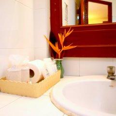 Отель Natural Wing Health Spa & Resort ванная