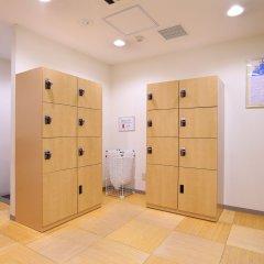 Отель Hokke Club Fukuoka Хаката фитнесс-зал