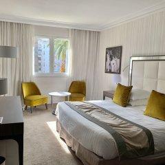 Отель Hôtel Le Canberra - Hôtels Ocre et Azur комната для гостей фото 3