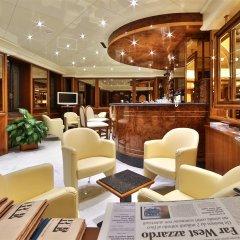 Best Western Hotel Moderno Verdi гостиничный бар