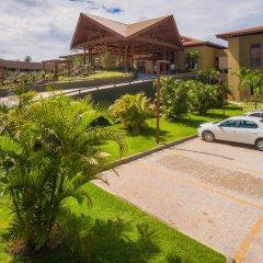 Отель Best Western Plus Vivá Porto de Galinhas парковка