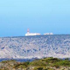Отель Parque de Campismo Orbitur Sagres пляж