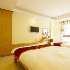 Sapa Golden Plaza Hotel сейф в номере