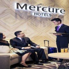 Отель Mercure Xiamen Exhibition Centre Китай, Сямынь - отзывы, цены и фото номеров - забронировать отель Mercure Xiamen Exhibition Centre онлайн с домашними животными