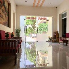 Minh Anh Hotel интерьер отеля