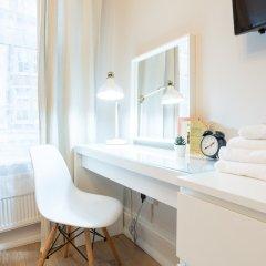 Отель Хостел Bloomsbury Rooms with Shared Bathrooms Великобритания, Лондон - отзывы, цены и фото номеров - забронировать отель Хостел Bloomsbury Rooms with Shared Bathrooms онлайн удобства в номере фото 2