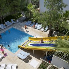 Отель Larissa Side Beach Club - All Inclusive бассейн