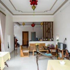 Отель Pink House Homestay Вьетнам, Хойан - отзывы, цены и фото номеров - забронировать отель Pink House Homestay онлайн интерьер отеля