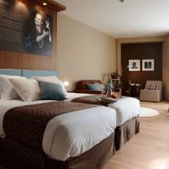 Отель Astoria7 Испания, Сан-Себастьян - 2 отзыва об отеле, цены и фото номеров - забронировать отель Astoria7 онлайн комната для гостей фото 2