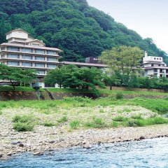 Отель Yumeminoyado Kansyokan Синдзё пляж