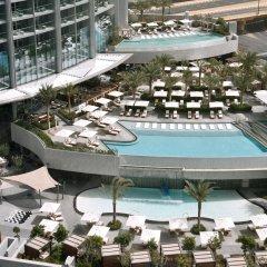Отель Address Boulevard бассейн