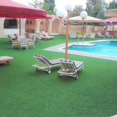 Отель Hayat Zaman Hotel & Resort Иордания, Вади-Муса - отзывы, цены и фото номеров - забронировать отель Hayat Zaman Hotel & Resort онлайн бассейн фото 3