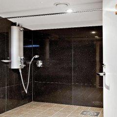 Отель Goteborgs Mini-Hotel Швеция, Гётеборг - 1 отзыв об отеле, цены и фото номеров - забронировать отель Goteborgs Mini-Hotel онлайн ванная фото 2