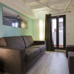 Отель Habitat Apartments ADN Испания, Барселона - отзывы, цены и фото номеров - забронировать отель Habitat Apartments ADN онлайн комната для гостей фото 5