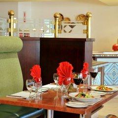 Отель Cresta President Габороне питание