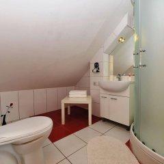 Отель Trakaitis Guest House Литва, Тракай - отзывы, цены и фото номеров - забронировать отель Trakaitis Guest House онлайн ванная